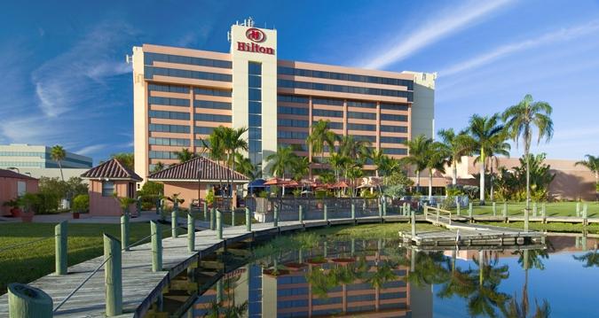 Hilton West Palm Beach Airport