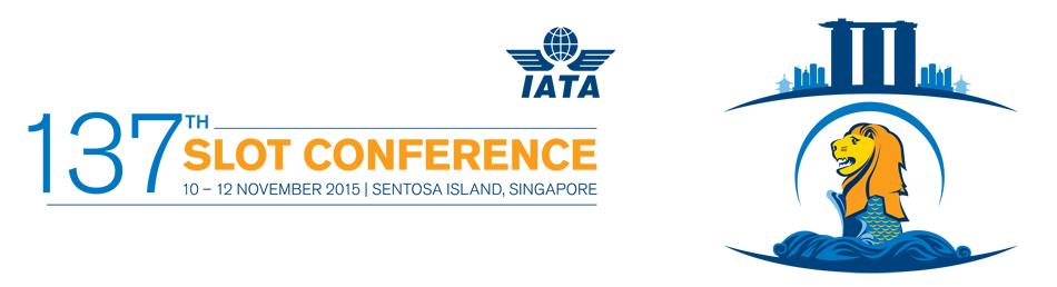 Login for 'IATA Slots Conference SC137 - Singapore'